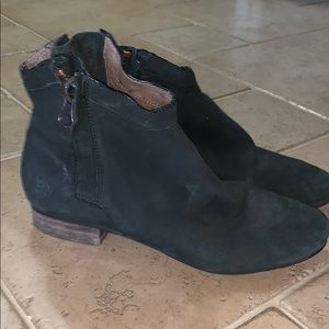 Sam Edelman black bootie